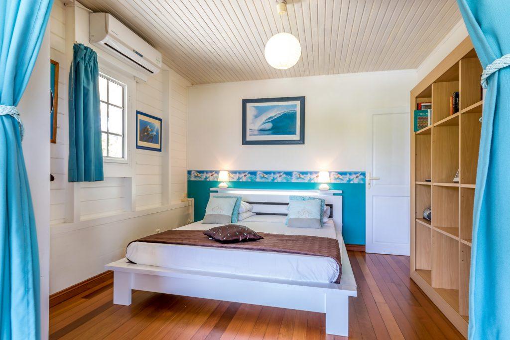 La Chambre Bleu villa marine